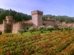 Castello di Amorosa, Tuscany, Italy