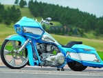 "Covingtons Customs' 2014 ""Road Glide"""