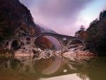 Devils Bridge, Arda River, Bulgaria