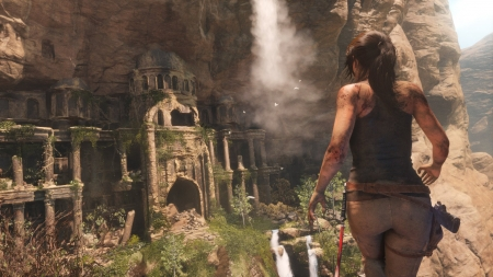 Time to Explore - croft, lara, tomb, laura, raider