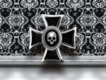 Skull Cross emblem