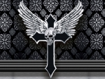 Wing Cross emblem