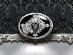 Silver Skull Emblem