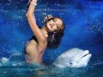 Water, pleasure and friend
