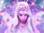~Magic Pink Butterflies~