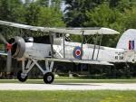 WWI Fairey Swordfish Bi-Plane