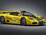 1995 Mclaren F1 GTR race car