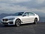 2015 BMW 750Li Xdrive