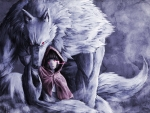 Under The Protection Of The Wolf