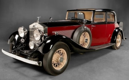 1930 Roll Royce Ghost - 06, roll royce dhost, car, 25, 2015, picture