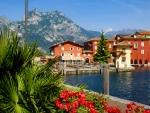 Nago-Torbole, lake Garda, Italy