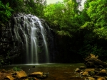 Zille Waterfall, Australia