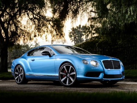 Bentley Continental GT - 06, bentley, car, 26, continental gt, 2015, picture