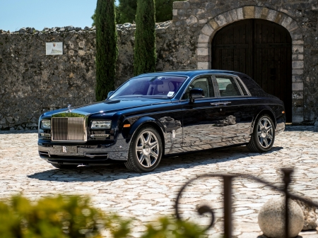 Rolls Royce Ghost - 06, ghost, car, 25, rolls royce, 2015, picture