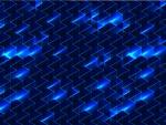 Blue Shiny Maze