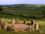 Drombeg Stone Circle, Cork, Ireland