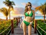 Bikini Model ~ Ewelina Olczak