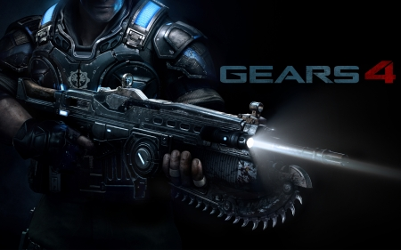 Gears of War 4 - Games, War, Gears, 4, video, 2015