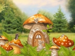 Of Mice and Mushrooms