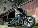 2007 Harley Street Glide: Wild Mild