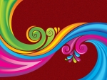COLOURFUL WAVES