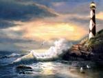 Cape Lookout Lighthouse, North Carolina