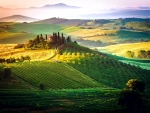 Beautiful Tuscany, Italy