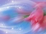 ~*~ Romantic Pink Flower ~*~