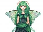 Luna Moth Sprite