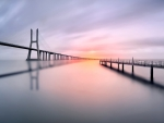 Vasco da Gama Bridge - Portugal