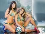 Eliana Franco & Veronica Velasquez