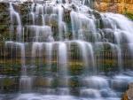 Albion Falls. Ontario, Canada