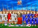 FIFA WOMENS WORLD CUP FINAL 2015