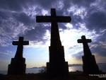 Three Crosses Baja Mexico