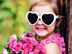 Smiles and flowers for you!