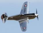 WWII Curtiss P40C Warkawk