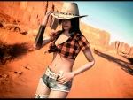 Cowgirl Claire