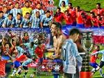 COPA AMERICA FINAL 2015