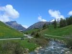 Rivers good in alps Italian...ciao... Besh...