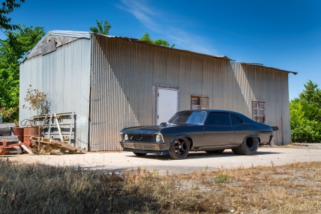 OKC Street Outlaws: Shawn Ellington's Murder Nova