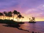 Wai-Alae Beach Park, Oahu, Hawaii