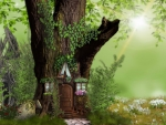 ~*~ Fairy Home ~*~