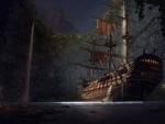 'A Pirate's Den'....