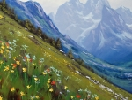 Nature- painting-