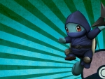 Ninja Squirtle Wallpaper
