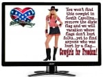 Cowgirls For Freedom!