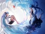 Hatsune Miku ~ Summer fantasy