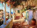 Mediterranian Veranda