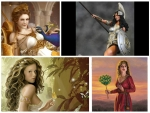 Greek Goddesses