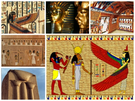Image result for ancient egyptian collage
